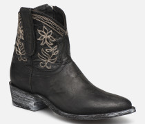Cocozipper Stiefeletten & Boots in schwarz