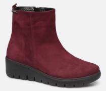Serina Stiefeletten & Boots in weinrot
