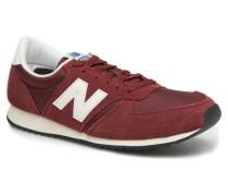 U420 Sneaker in rot