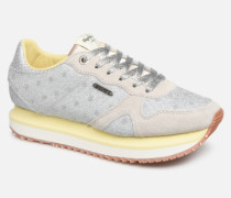Zion Remake Sneaker in silber