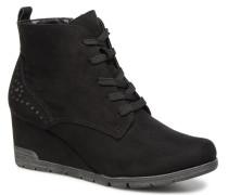 SANDIE Stiefeletten & Boots in schwarz