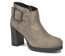 Over 3 Stiefeletten & Boots in grau