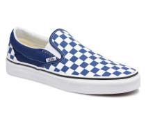 Classic Slipon Sneaker in blau
