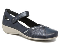 Bonni R9842 Ballerinas in blau