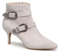 Ann Stiefeletten & Boots in grau
