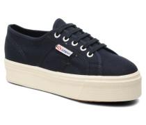 2790 Cot Plato Linea W Sneaker in blau
