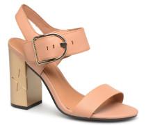 Sandales à talon Silky Nude Sandalen in beige