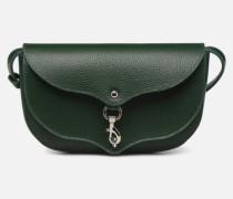 NEW CROSSBODY PEBBLE Handtasche in grün