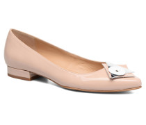 Sugar Shoegar #4 Ballerinas in beige