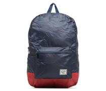 Packable Daypack Rucksäcke für Taschen in blau