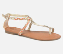 Kiss 033550 Sandalen in goldinbronze