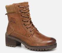 Poli Stiefeletten & Boots in braun