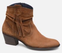 Urs 8019 Stiefeletten & Boots in braun