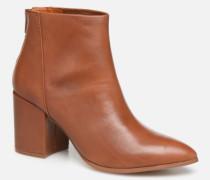 JILLIAN Stiefeletten & Boots in braun