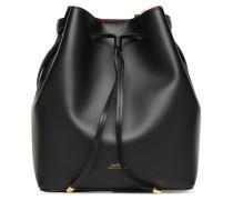 Dryden Debby Drawsting M Handtasche in schwarz