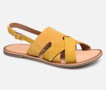 DILANI Sandalen in gelb