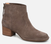 W Bandara Ankle Boot Stiefeletten & Boots in braun