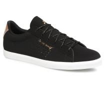 Agate Metallic Sneaker in schwarz