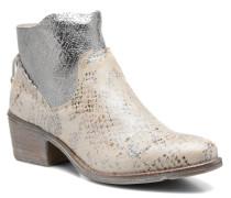 Pasto Stiefeletten & Boots in silber