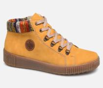 Gibia Sneaker in gelb