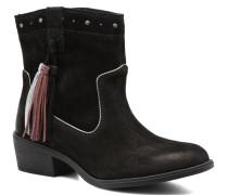 Llanura Stiefeletten & Boots in schwarz