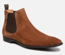 Falconer Stiefeletten & Boots in braun