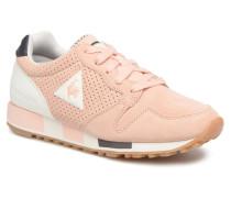Omega Premium Sneaker in rosa