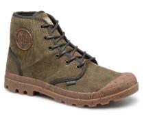 Pampa Hi Cord M Stiefeletten & Boots in grün