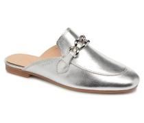 Lara chain mule Clogs & Pantoletten in silber