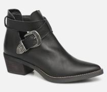 58623 Stiefeletten & Boots in schwarz