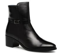 9851 Stiefeletten & Boots in schwarz
