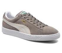 Suede classic eco W Sneaker in grau