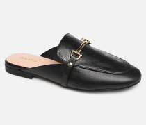 DABRYLLA Clogs & Pantoletten in schwarz