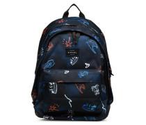 DOUBLE DOME TROPICANA Rucksäcke für Taschen in blau