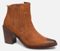 Laurence Stiefeletten & Boots in braun