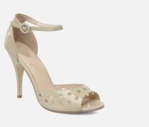 Nadege Sandalen in beige