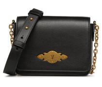 BROOK CHAIN CROSSBODY S Handtasche in schwarz