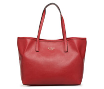 Vikky Tote Handtasche in rot