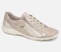 Bora R3419 Sneaker in grau