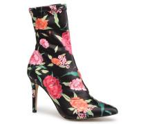 Floraly Stiefeletten & Boots in schwarz