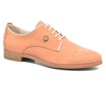 Rose02 Schnürschuhe in orange
