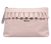 ROANA Clutch bag Handtasche in rosa