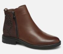 49417 Stiefeletten & Boots in braun