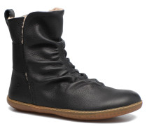 El Viajero NE13 Stiefeletten & Boots in schwarz