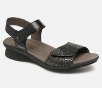 Pattie Sandalen in schwarz