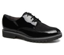 Varda Schnürschuhe in schwarz