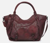 ALBITA ROTTERDAM Handtasche in weinrot