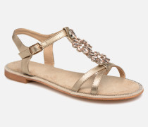 48995 Sandalen in goldinbronze