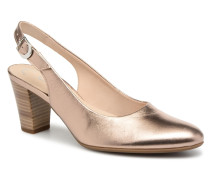 Jessy Pumps in goldinbronze