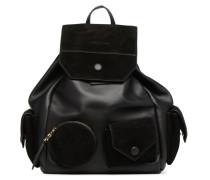Backpack M Rucksäcke für Taschen in schwarz